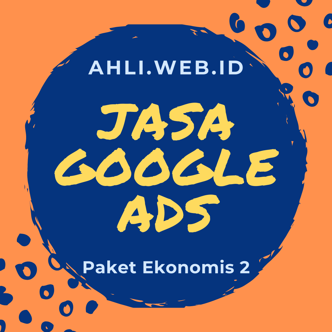Google Ads Paket Ekonomis 2